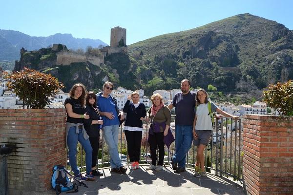 Casa rural y albergue en ja n for Oficina turismo cazorla